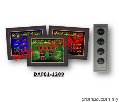 Muat Turun - DAF01-1209