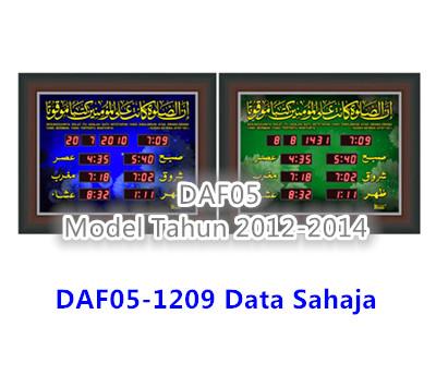 Muat Turun - DAF05-1209