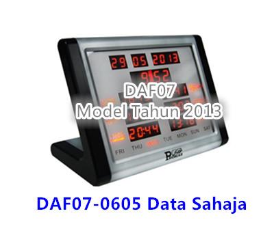 Muat Turun DAF07A - 0605